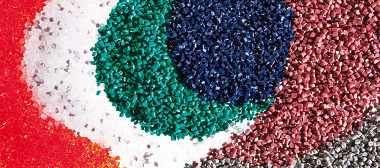 صادرات مواد اولیه پلاستیک