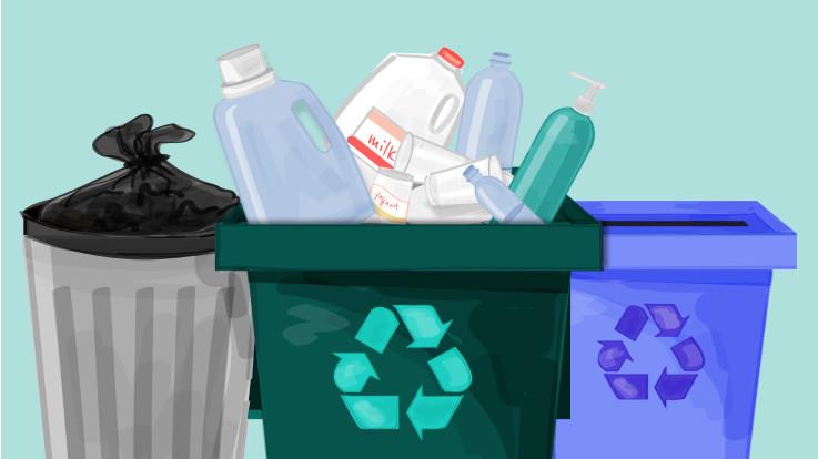 بازیافت پلاستیک