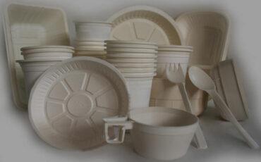 صادرات و تولید ظروف یکبار مصرف