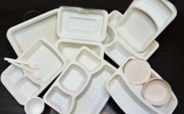 صادرات مواد ظروف یکبار مصرف فومی