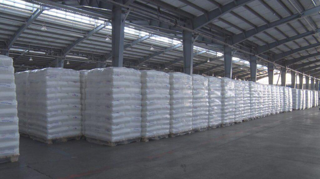 صادرات پلی اتیلن AA209