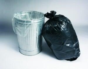 مواد اولیه مصرفی در تولید کیسه های زباله